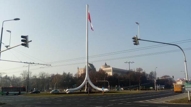 Maszt_Niepodległości_1